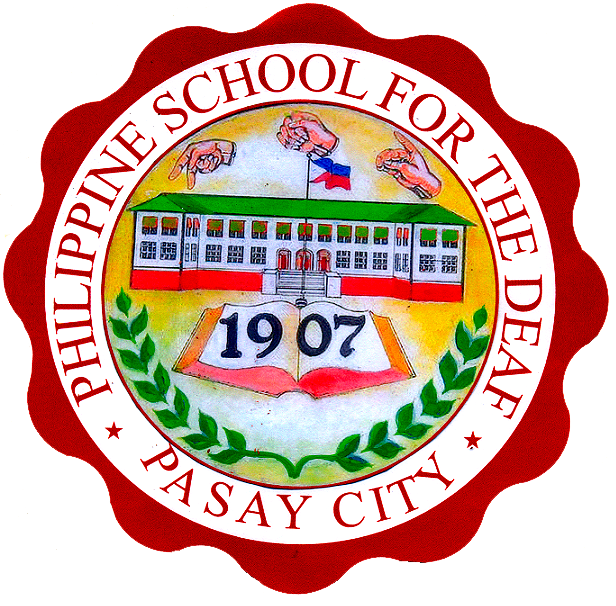 Philippine School for the Deaf Official Logo