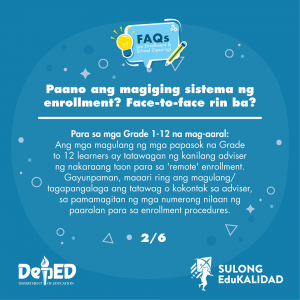 FAQ d